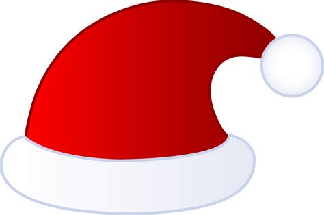 a christmas hat clipart best