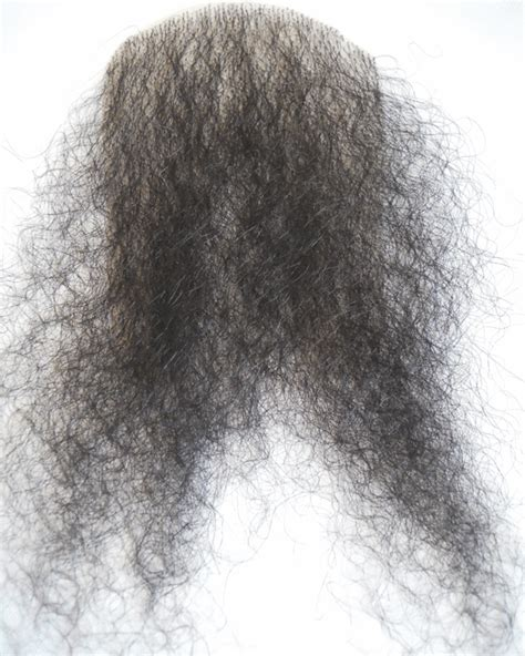 grey female pubichair merkin synthetic pubic hair black wig by lacey costume