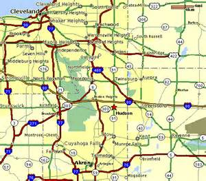 Hudson Ohio Map by Map To The Spiritual Life Socitey