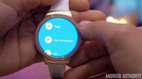 Android Wear 3 0 by On With Android Wear 2 0 Android Authority