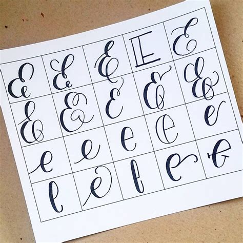 different ways to write letters margaret shepherd