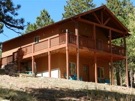 Secluded Cabins by Hawk Ridge Cabin Luxurious Secluded Cabin Vrbo