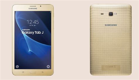 Samsung Tab J Taiwan samsung galaxy tab j announced with 7 inch display