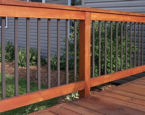 Aluminum Balusters For Deck Railings Traditional Aluminum Balusters Deckorators
