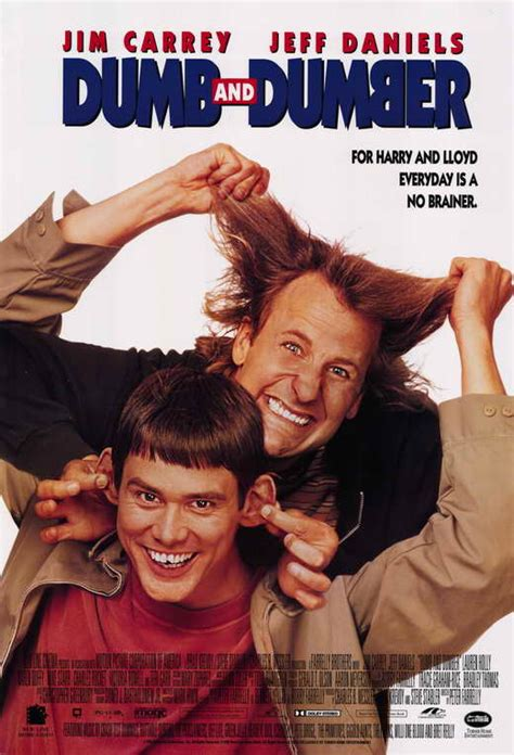 film comedy posters dumb and dumber 1994 joel watches movies
