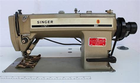 singer 331k104 single needle singer 591 1 needle 2 thread lockstitch reverse needle