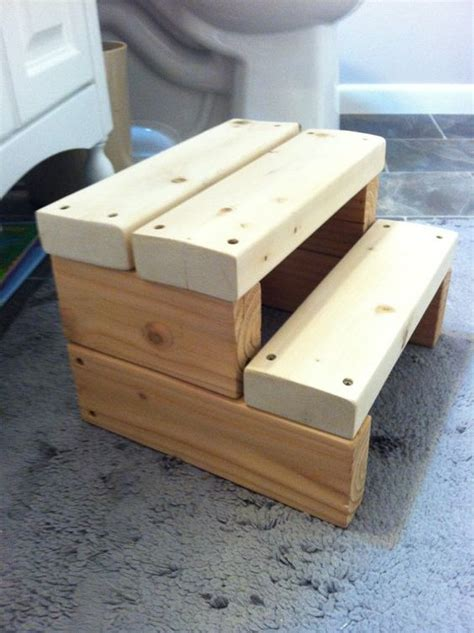 wood step stool 8 5 quot smooth step stools and sinks