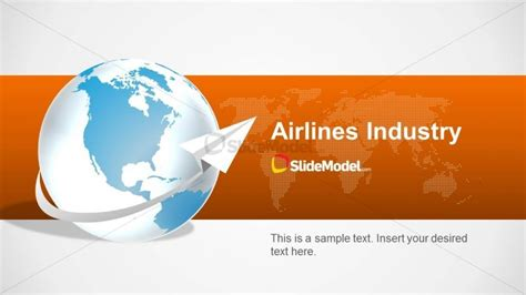 airline powerpoint templates 6362 01 airlines industry template 1 slidemodel
