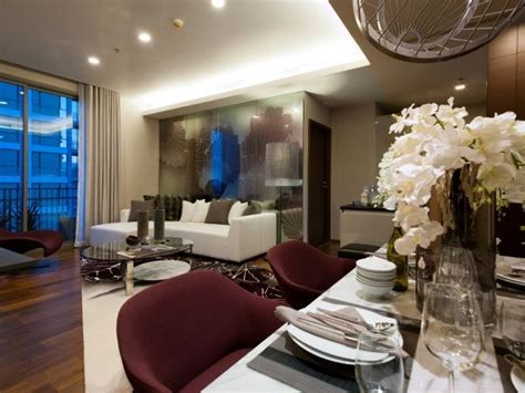 Dwp Interiors by Quattro Penthouse Thailand Dwp Residential Interior