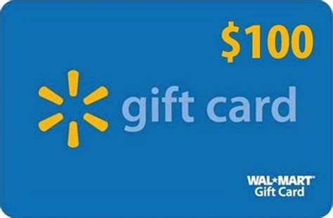 Walmart 100 Gift Card - 100 walmart gift card giveaway worldwide contests giveaways