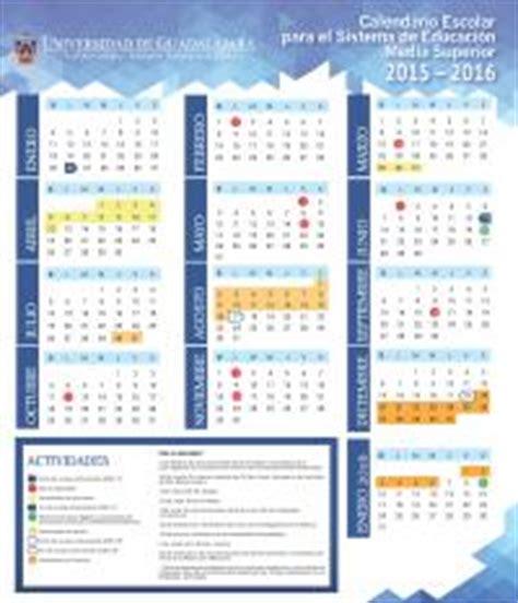 Calendario Proulex 2016 | calendario escolar sems 2015 escuela preparatoria 13