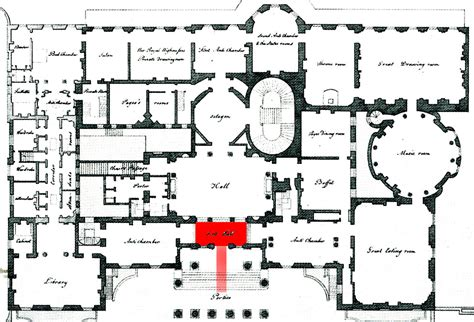 Buckingham Palace Floor Plan by The Lothians 2 Carlton House London A Virtual Tour Of