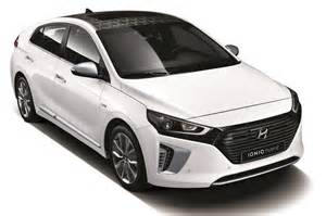 New Electric Cars For 2017 New Hyundai Ioniq Electric Car Set For Ireland In 2017