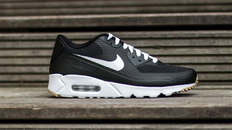 Nike Airmax 90 Black White nike air max 90 ultra essential black white graysands co uk
