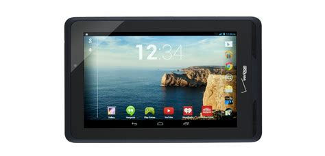 verizon android tablet verizon updates elipsis 7 tablet to android 4 4 kitkat