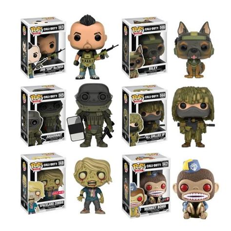 Funko Call Of Duty Spaceland 11855 new call of duty pop figures coming november intel