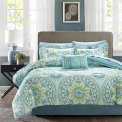 beautiful modern tropical exotic chic blue aqua teal green