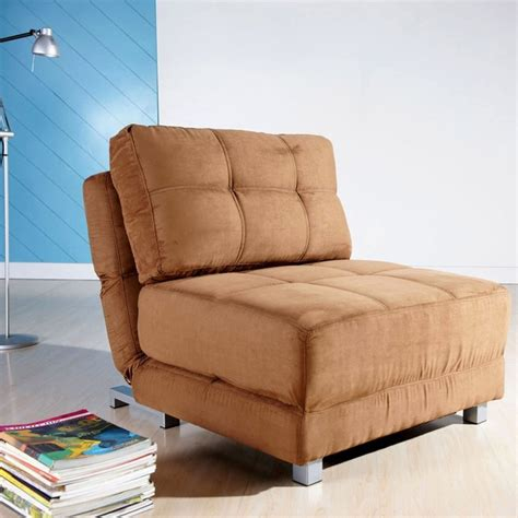 futon new york city new york brown convertible chair bed contemporary