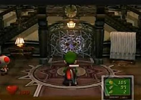 Luigis Mansion Foyer foyer luigi s mansion mariowiki the encyclopedia of everything mario