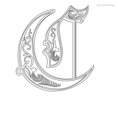 decorative letter c 28 images decorative letter c