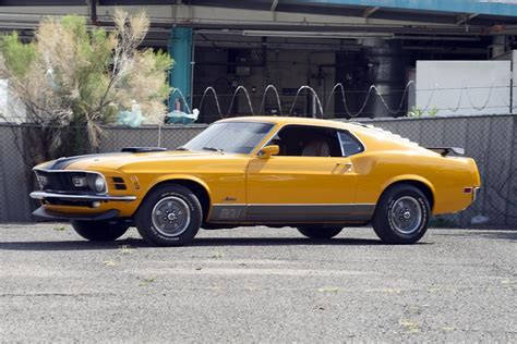 1970 ford mustang mach 1 well maintained by original owner classic classics groovecar 1970 ford mustang mach 1 428 cj fastback 170069