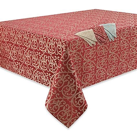 bed bath and beyond waterford waterford 174 anya tablecloth and napkin bed bath beyond