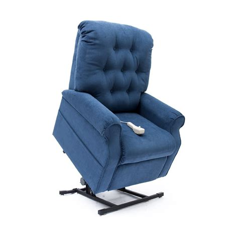 Navy Blue Recliner New Navy Blue Easy Comfort Lc 200 Power Electric Lift