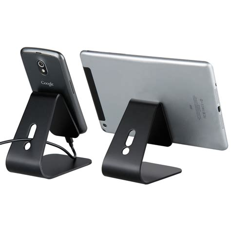 Nano Suction Aluminum Alloy Desk Holder Table Stand For Iphone 5 Stand For Desk