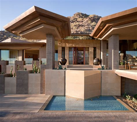 Paradise Home Design Home In Paradise Valley Idesignarch Interior