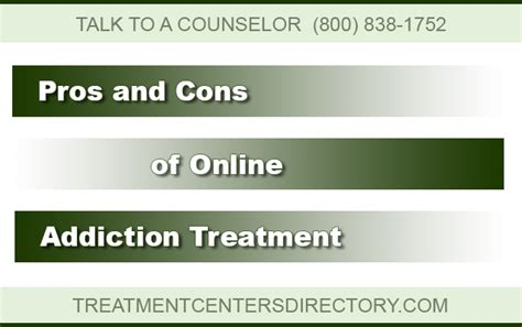 Detox Pills Pros And Cons by Pros And Cons Of Addiction Treatment