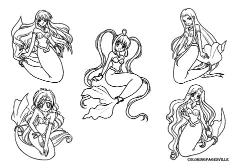 www full free coloring pages of pichi pichi pitch coco
