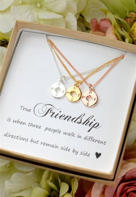 Handmade Gift Ideas For Best Friend - best 25 3 best friends gifts ideas on gifts