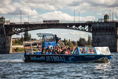 willamette jet boat about willamette jetboat excursions