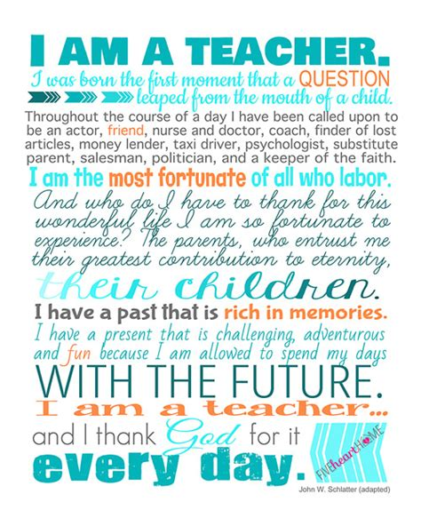 printable teacher quotes teacher appreciation poems and quotes quotesgram