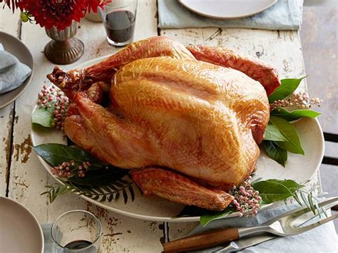 eats turkey eats roast turkey recipes cooking channel recipe alton brown cooking channel