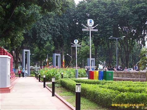 layout taman bungkul taman taman kota terindah di indonesia kaskus