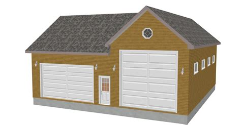Garage Free by Free Garage Plans Sds Plans Part 2