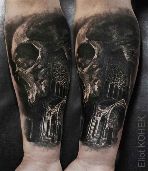dark realism from eliot kohek inkppl tattoo magazine