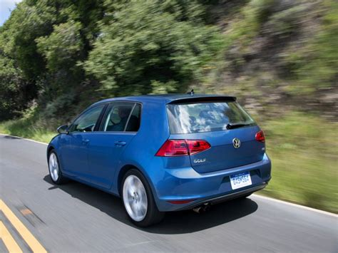 Compact Hatchback Comparison 2015 Volkswagen Golf Tsi Vs