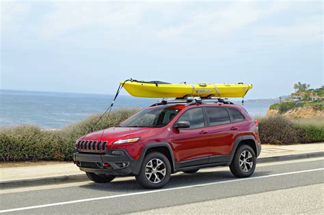 jeep kayak 2014 jeep cherokee trailhawk review long term update 6