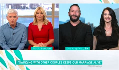 does swinging help a marriage this morning discusses why swinging can help keep your