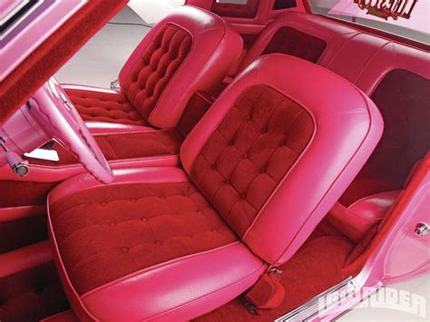 lowrider upholstery 177 best images about quot hot rod style lowrider interiors