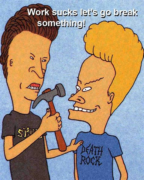 Beavis And Butthead Meme - 17 best images about ugly americans little britain