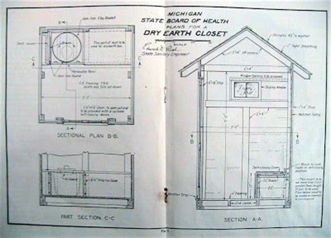 Outhouse Construction Plans Find House Plans