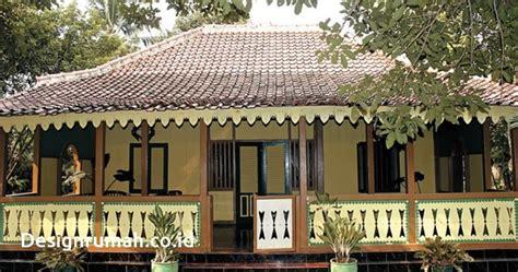 Nilai2 Arsitektur Rumah Tradisional Jawa 89 desain arsitektur rumah adat rumah adat jawa