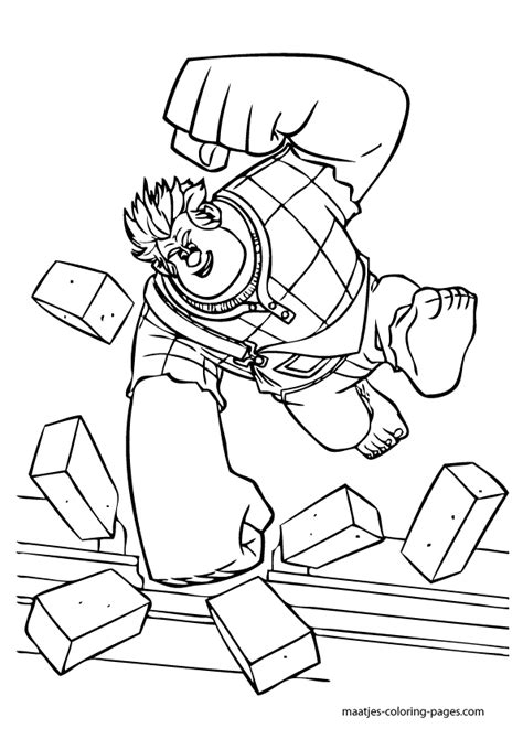 disney coloring pages wreck it ralph wreck it ralph coloring pages coloring pages