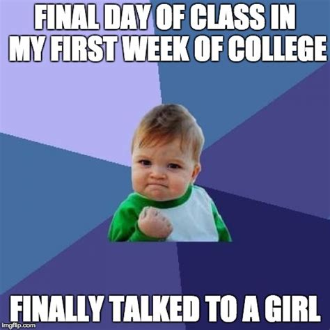 First Day Of Class Meme - we talked about tolstoy and politics imgflip