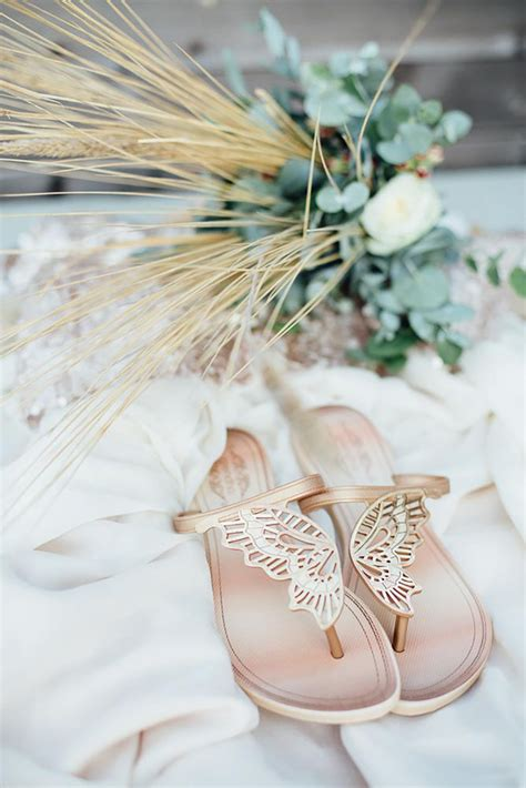 Boho Hochzeit Schuhe by 11 Unique Boho Wedding Themes To Try At Your Wedding