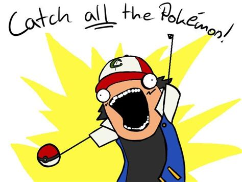 All The Things Meme - all the things meme pokemon pinterest