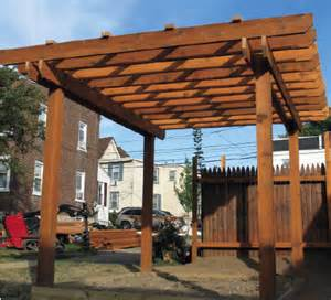 Backyard Grill Manual Easy Pergola Instructions Woodguides